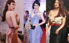Trang phục rườm rà đến khó hiểu của sao Việt tại Liên hoan phim Quốc tế Hà Nội