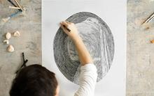Nghệ thuật vẽ vòng tròn