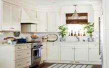 Mẹo làm căn bếp nhỏ trông rộng thoáng hơn
