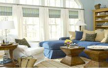 2 cách bài trí cho phòng khách thêm sức sống