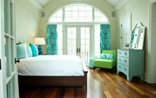 3 cách kết hợp màu xanh cho căn phòng bắt mắt