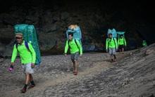 Theo chân porter chụp ảnh hang Sơn Đoòng