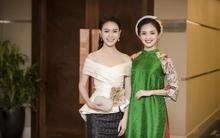 Ngọc Vân, Tố Như lần đầu hội ngộ sau cuộc thi Hoa hậu Việt Nam 2016