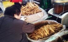 Thăm chợ Sâm nổi tiếng xứ Hàn