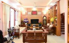 Ngôi nhà 800m² rộng thênh thang của gia đình 3 thế hệ ở Hà Nội