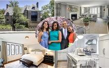 Cận cảnh ngôi nhà gia đình Tổng thống Obama sẽ ở sau khi rời Nhà Trắng