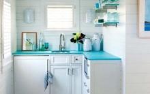 8 căn bếp chưa đầy 4m² nhưng đẹp và tiện nghi đến bất ngờ