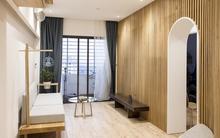 Sau cải tạo, căn hộ 55m² của cặp vợ chồng trẻ ở Vinh đẹp chẳng kém nhà Tây