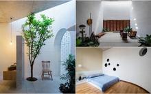 """""""Nhà trong nhà"""" - Ngôi nhà đẹp từ cái nhìn đầu tiên có 3 thế hệ cùng chung sống ở Bình Dương"""