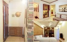 """""""Hô biến"""" căn hộ 75m² cũ kĩ ở phố cổ Hà Nội trở nên đẹp lung linh chỉ với 300 triệu đồng"""