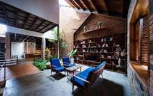 Chán trung tâm xô bồ, bố xây tặng 2 con trai ngôi nhà yên bình như resort ở Lâm Đồng