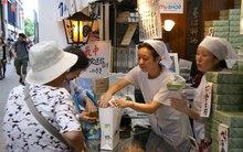 Tiệm bánh dẫu xếp hàng từ sáng tinh mơ cũng chỉ mua được tối đa 3 chiếc ở Nhật Bản