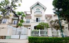 Ghé thăm ngôi biệt thự rộng 280m² ở khu đô thị xanh mát nhất Hà Nội