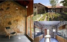 Ngôi nhà vườn 234m² ngồi bất cứ nơi đâu cũng có view cực đẹp ở Nha Trang
