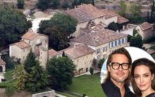 5 ngôi biệt thự triệu đô cặp đôi lừng lẫy Angelina Jolie - Brad Pitt từng sống khi còn hạnh phúc