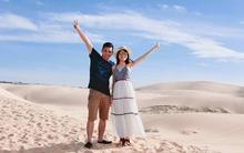 Ninh Thuận đẹp như mơ trong chuyến du lịch 2 ngày 1 đêm của cặp vợ chồng trẻ