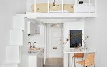 """3 ngôi nhà dưới 18m² cho bạn thấy """"sống ngon lành"""" trong ở nhà chật là hoàn toàn có thể"""