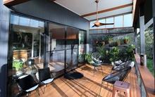 Cần gì đi resort nghỉ dưỡng khi có nhà 80m² đẹp và thoáng thế này