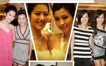Nữ nghệ sĩ TVB giống nhau như chị em song sinh