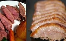 Ngan, gà, vịt: Thịt nào tốt hơn?