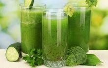 7 loại nước ép rau quả giúp trị 7 chứng bệnh thường gặp