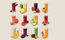 Chỉ với một vài loại rau quả, bạn có thể giảm vài kg mà không tốn nhiều sức