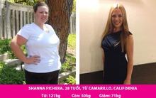 Đây là bí quyết giảm cân của những phụ nữ giảm hơn 60kg mà bạn rất nên học hỏi