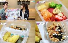 Thực đơn của những sao Hàn Quốc đã thành công trong việc ăn kiêng giảm cân