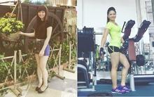Cô gái giảm 6kg trong 2 tháng bằng phương pháp mà đàn ông cũng phải