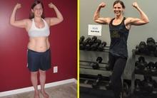 Dù cố gắng tập luyện, bà mẹ 78kg vẫn không thể giảm cân cho đến khi quyết định làm điều này