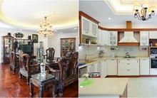 Mãn nhãn với ngôi nhà 4 tầng rộng thênh thang ở The Manor - Hà Nội