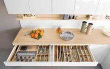 9 cách lưu trữ đồ cho căn bếp gọn và đẹp miễn chê