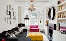 10 ý tưởng tuyệt vời cho phòng khách diện tích nhỏ