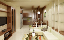 Tư vấn thiết kế cho căn nhà 20m² có tới ba phòng ngủ thoáng mát