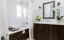 Chất liệu không thể không dùng nếu bạn muốn sở hữu phòng tắm hiện đại