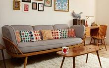 Tư vấn cải tạo căn hộ 37,5m² cho gia đình 4 người vô cùng thoáng mát