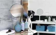 Những mẫu gương không thể thiếu trong phòng tắm gia đình
