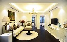 Đẹp mê mải với căn hộ mang phong cách châu Âu giữa lòng phố cổ Hà Nội