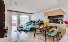 Căn hộ 60m² 2 phòng ngủ có thiết kế lưu trữ thông minh của gia đình 3 người