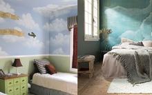 Phòng ngủ đẹp như mơ với cảm hứng từ những đám mây