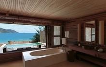 20 phòng tắm có view nhìn ra biển đẹp mê mẩn
