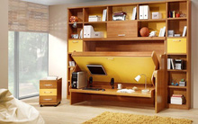 Những ý tưởng thiết kế giường gấp cực tiện lợi cho không gian nhỏ