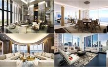 Choáng ngợp với độ sang chảnh của những căn hộ có giá nghìn tỷ đồng
