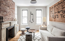 Sức hút diệu kì đến từ vẻ bình yên của căn hộ 45m² ở thành phố không bao giờ ngủ