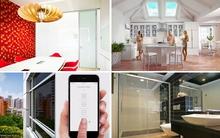 4 giải pháp cửa kính công nghệ cao siêu thông minh cho ngôi nhà tương lai