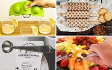 """14 thiết kế đồ dùng nhà bếp """"không đụng hàng"""" cho bếp thêm tiện ích"""