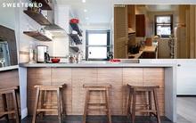 """Màn """"lột xác"""" đáng kinh ngạc của phòng bếp cũ kỹ từ những năm 80"""