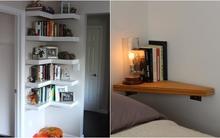 Mẹo tận dụng tối đa không gian cho nhà chật