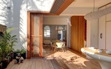Căn nhà được biến hóa tài tình từ tẻ nhạt thành niềm cảm hứng bất tận