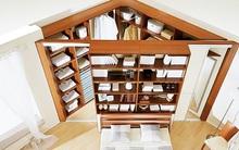 12 thiết kế nội thất cực đỉnh dành riêng cho nhà chật